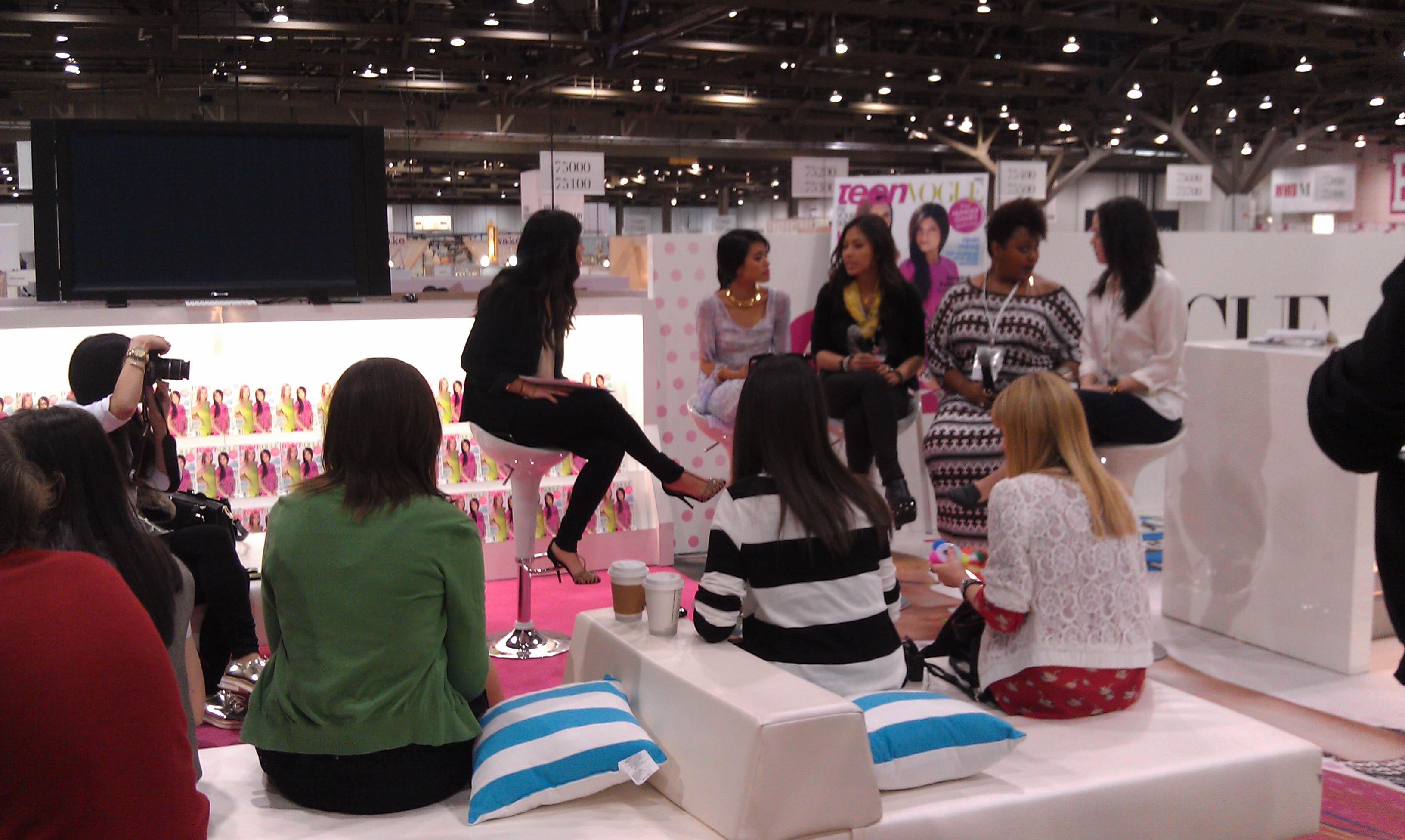International Fashion Week platform in Las Vegas 14