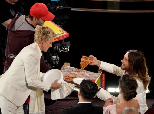 pizza oscars 2014