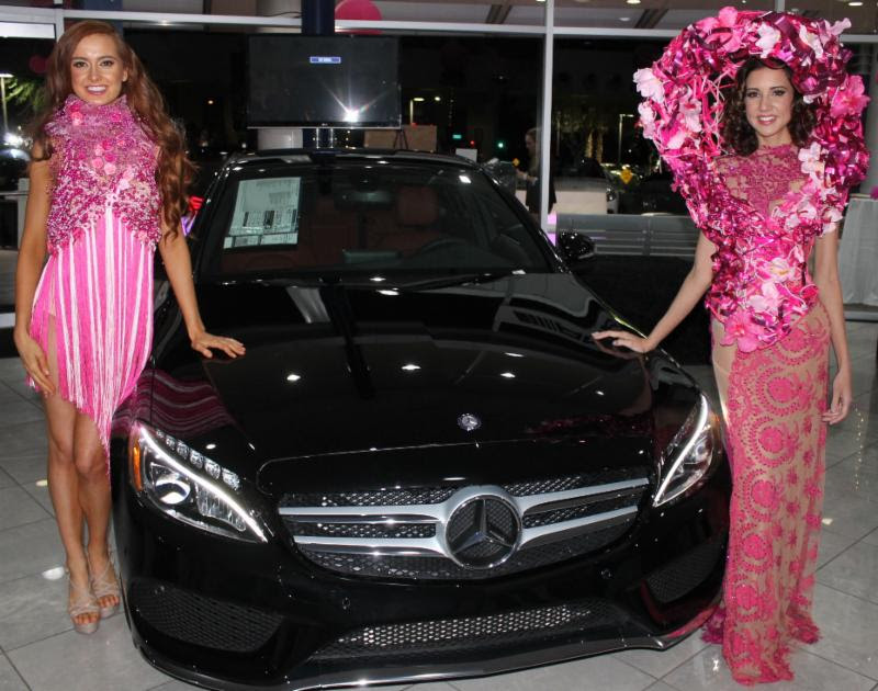 Phoenix Fashion PHXFashionWeek - Talking stick resort car show