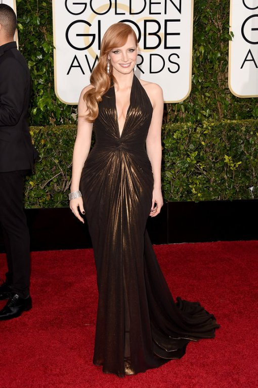 jessica-chastain-golden-globes-2015