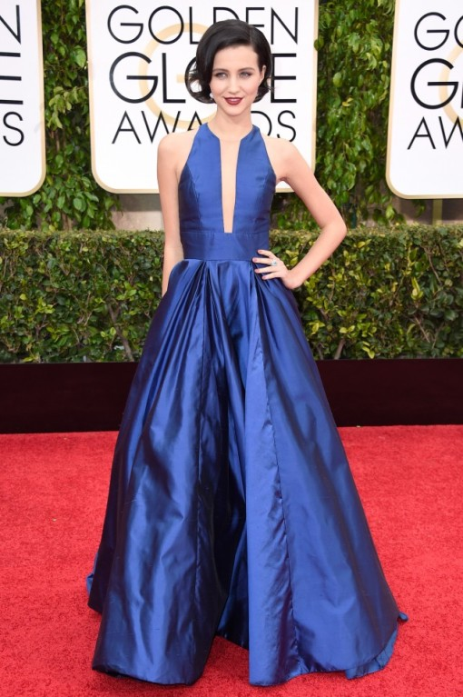 julia golden globes